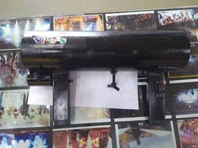Bazzoka De Papel Picados E Efeitos Indoor, Bateria 9 Volts