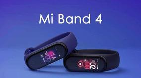 Lançamento Mi Band 4