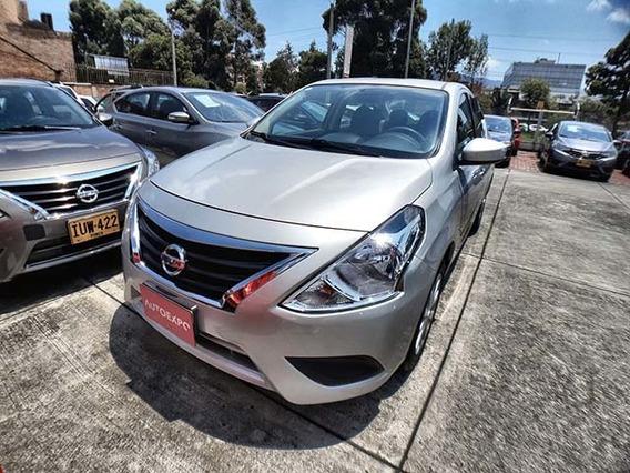 Nissan Versa Sense Aut 1,6 Gasolina