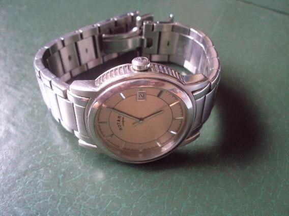 Relógio Rotary Suíço Ed. Comemorativa