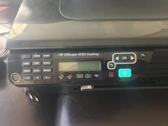 Multifuncional Officejet 4500 (g510a) Usada Em Ótimo Estado!