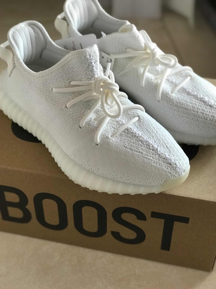 Yeezy Boost 350 Cream / Triple White