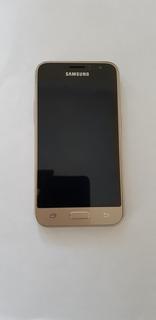 Celular Samsung J1 120h/ds Tela Quebrada! Precisa Trocar!
