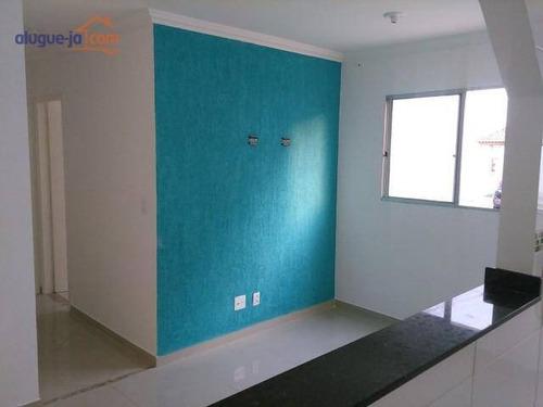 Imagem 1 de 16 de Apartamento Com 2 Dormitórios À Venda, 45 M² Por R$ 160.000 - Vila Rangel - São José Dos Campos/sp - Ap13126