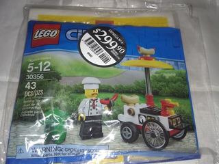Coleccion Lego City N°4 La Nacion Un Concurso Delicioso