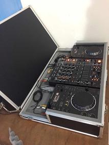 Par De Cdj 350 Pioneer + Djx900+case