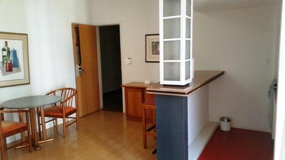 Apartamento No Funcionários Com 01 Quarto E Área De Lazer !!! - Op2742