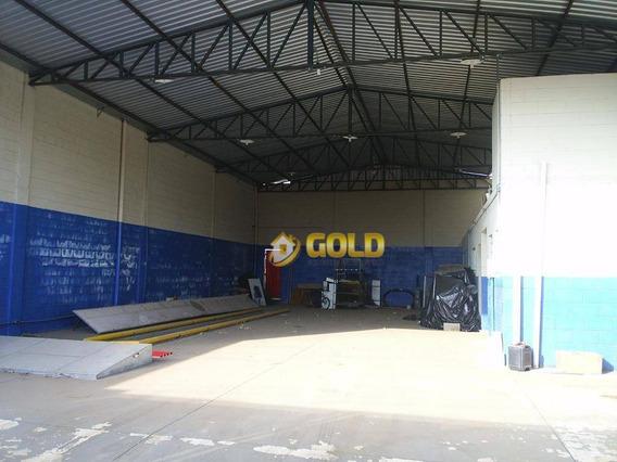 Barracão À Venda, 228 M² Por R$ 730.000,00 - Parque Da Figueira - Paulínia/sp - Ba0007
