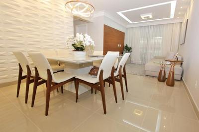 Apartamento Para Venda Em Praia Grande, Canto Do Forte, 2 Dormitórios, 1 Suíte, 1 Banheiro, 2 Vagas - Ap00035