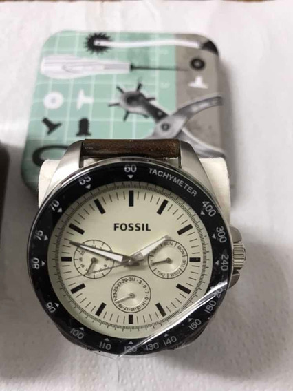 Relógio Fóssil Importado Usa