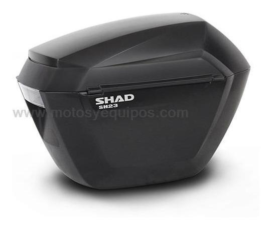 Maletas Laterales Shad Sh23 Rigidas Rider One