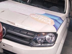 Sucata Volkswagen Amarok Para Retirada De Peças