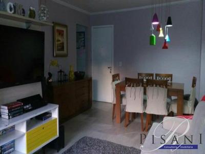 Apartamento Residencial Em Rio De Janeiro - Rj, Campo Grande - Ap00832