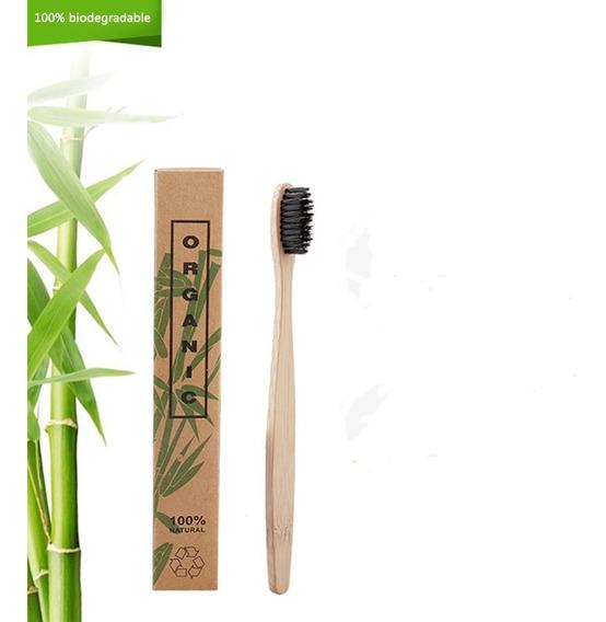 Escova Eco-friendly De Bambu Soft-cerdas