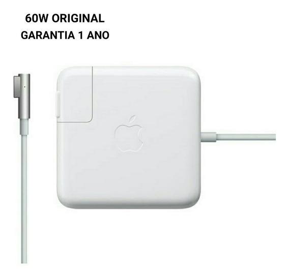 Carregador Original Apple Macbook Pro 60w Magsafe 13