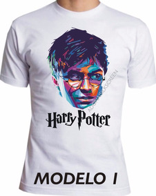 Camiseta Harry Potter M-1