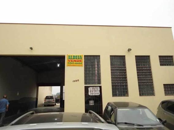 Barracão A.total 373m² No Chapadão Só R$ 780 Mil Bar00187