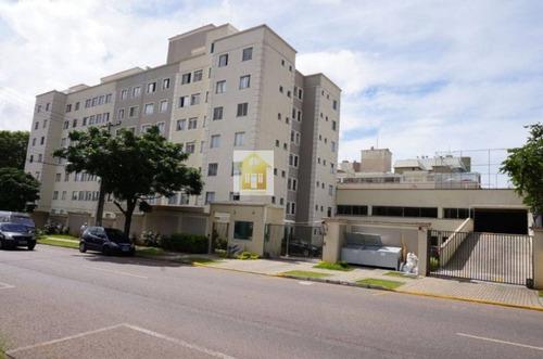 Apartamento A Venda No Bairro Fazendinha Em Curitiba - Pr.  - 244-1