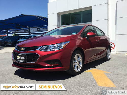 Chevrolet Cruze 2018 1.4 Ls At