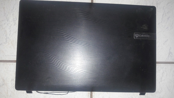 Carcaça Tampa Tela Notebook Gateway Nv55c