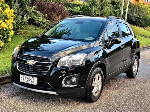 Chevrolet Tracker 2015 1.8 Ltz Fwd Mt 140cv