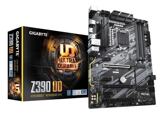 Board Intel Z390 Ud Gigabyte