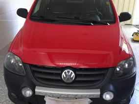 Volkswagen Crossfox 2008/2009 1.6 Total Flex 5p