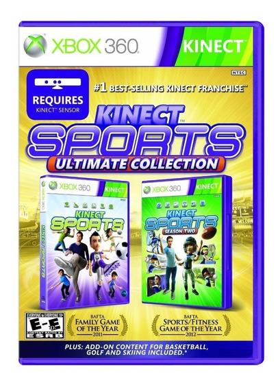 Kinect Sports Ultimate Collection Xbox 360 - 20% De Desconto