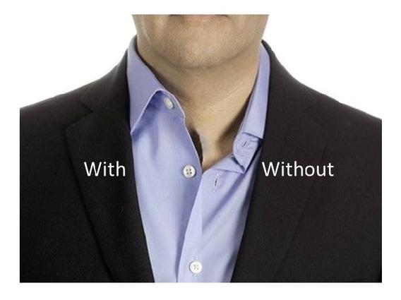 Adhesivos Para Cuello De Camisas Cuello Alineado Regla Moda
