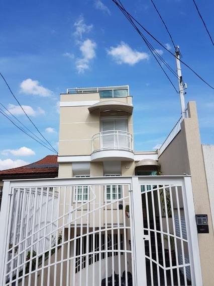 Sobrado Com 4 Dormitórios À Venda, 3000 M² Por R$ 1.900.000,00 - Vila Prudente - São Paulo/sp - So1784