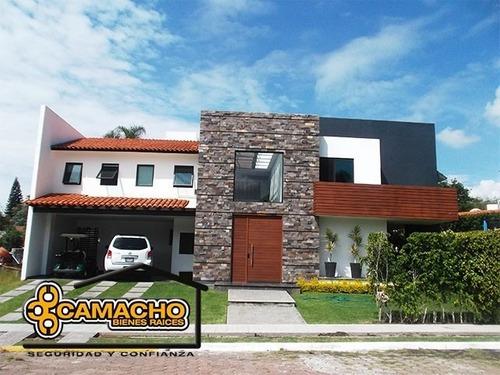 Casa En Venta En Atlixco Opc-0134
