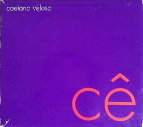 Cd Caetano Veloso - Cê Original