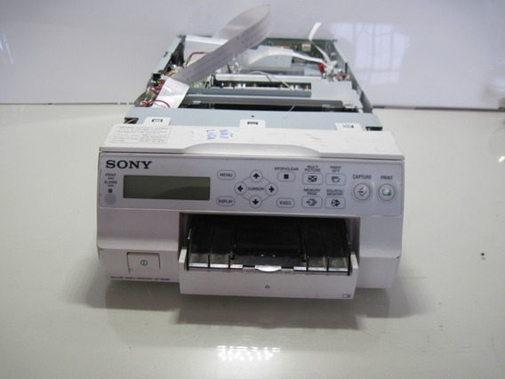 No Estado Impressora Color Video Printer Sony Up-25md