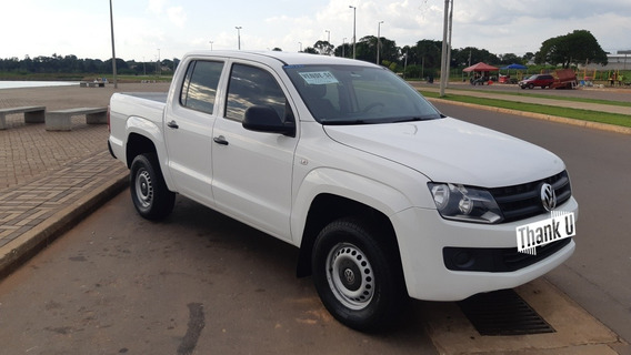 Volkswagen Amarok 2.0 Highline Cab. Dupla 4x4 4p Manual 2013