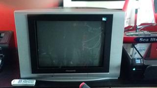Televisor Panasonic 21 Pantalla Plana - La Plata