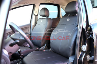 Capas Bancos Carro Couro P Citroen C3 Exclusive 1.6 16v 2011