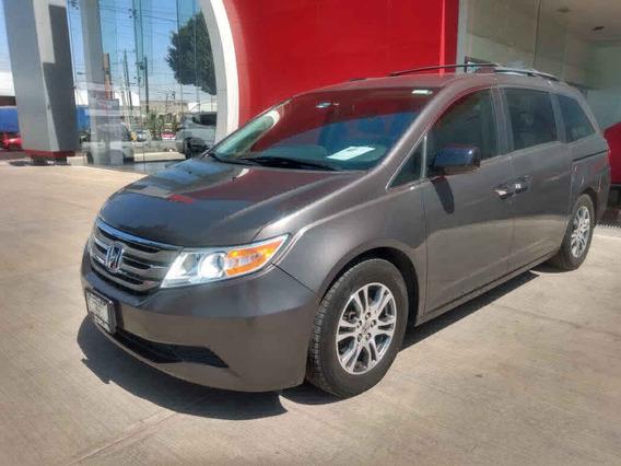 Honda Odyssey 2013 5p Exl Dvd Somos Agencia