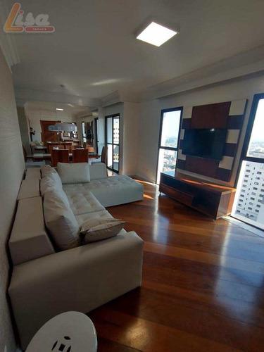 Imagem 1 de 19 de Apartamento Com 3 Dorms, Parque Das Nações, Santo André - R$ 599 Mil, Cod: 3562 - V3562