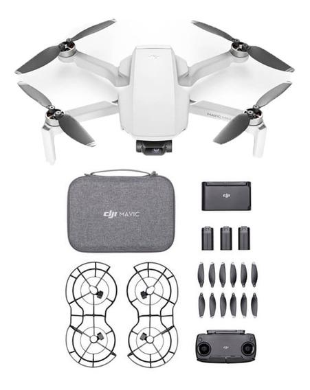 Drone Dji Mavic Pro Mini Combo Fly More - Produto Novo