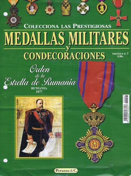 Condecoraciones Militares Fascículo Nº 7