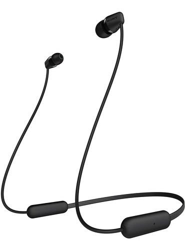 Sony Wi-c200 - Auriculares In-ear Inalambricos Con Microfo