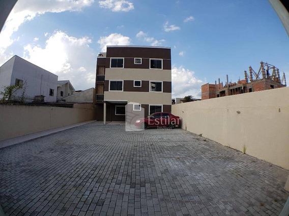 Apartamento 02 Quartos Para Locação No Boneca Do Iguaçu. - Ap0958