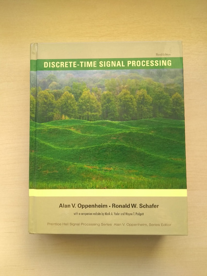 Discrete-time Signal Processing (3rd Edition)