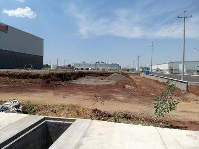 (crm-170-680) Venta De Terreno Industrial, Parque 32,888.80 M2