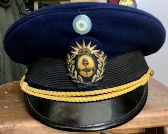 Antigua Gorra De Gala Estilo Alemán De Oficial Del Ejército