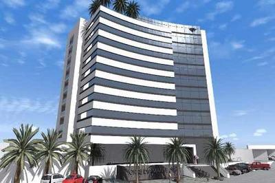Departamento Amueblado En Renta En Pedregal (torre Diamante)