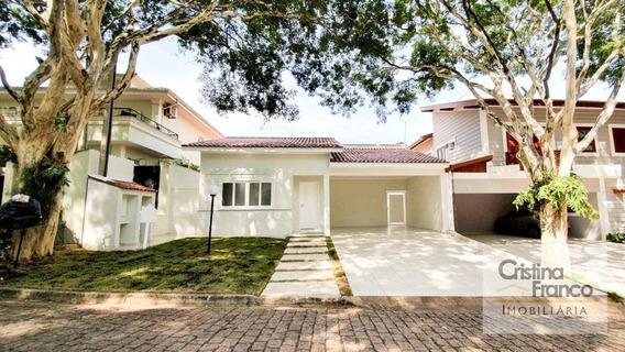 Casa Com 3 Dormitórios À Venda, 192 M² Por R$ 750.000,00 - Condomínio Portal De Itu - Itu/sp - Ca2259