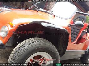 Arenero Buggy Fiat 600 Reformado Cuatriciclo Utv Jeep Moto