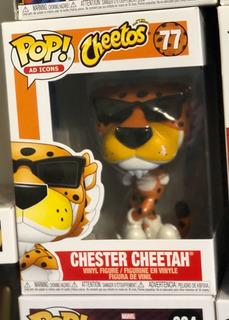 Cheetos Chester Cheetah Pop! Vinyl Figure Funko # 77