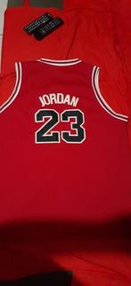 Regata Autêntica Jordan 23 Basquetebol Chicago